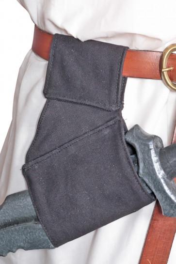 Breiter Schwerthalter Arum - Schwarz