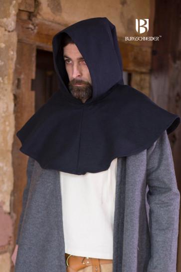 Mittelalter Gugel Capellus von Burgschneider für Reisende