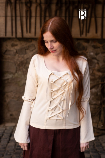 Bluse Ely - Natur