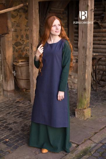 Wikingerkleid für Heldinnen in vielen Farben von Burgschneider