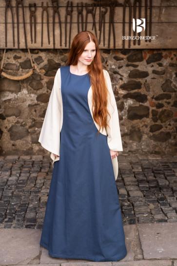Mittelalterliches Übergewand Isabella von Burgschneider für Frauen