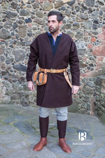 Wikinger Mantelung Loki von Burgschneider in braun