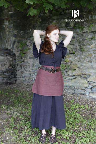 Mittelalter Magd Kleid Agga von Burgschneider