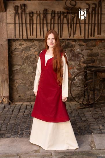Kleid Lannion - Rot