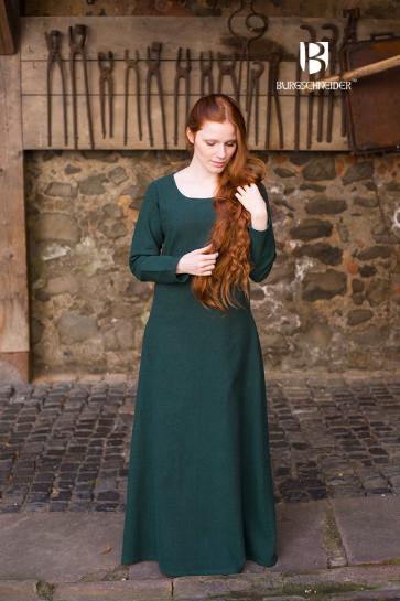 Grünes Unterkleid Freya von Burgschneider