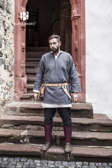 Outfit Vorschlag von Burgschneider mit Thorsberghose Ragnar, Untertunika Leif und Übertunika Erik