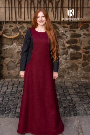 Wollüberkleid Albrun von Burgschneider