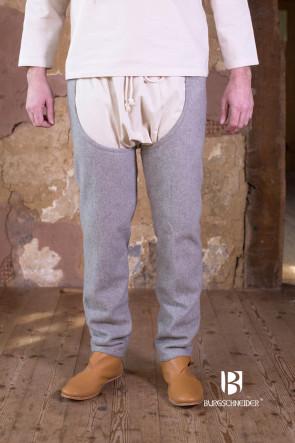 Mittelalterliche Hosen Bernulf von Burgschneider für Männer