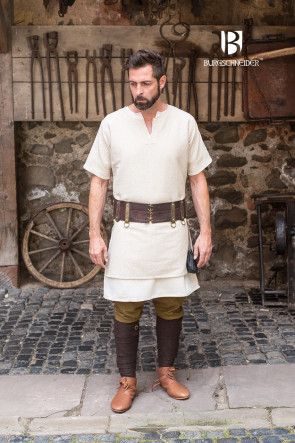 Mittelalter Tunika Aegir von Burgschneider für Herren