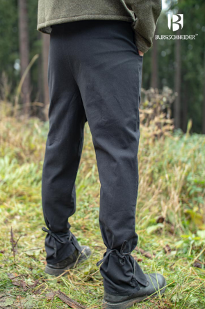 Hose Kergon - Schwarz
