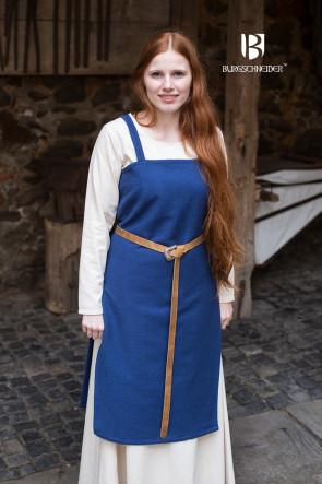 Trägerkleid Frida - Blau