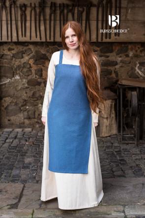 Trägerkleid Frida - Meerblau