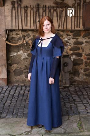 Ärmel Fride - Wolle Blau