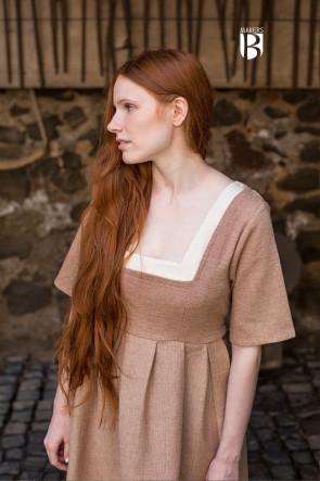 Kleid Frideswinde - Sand
