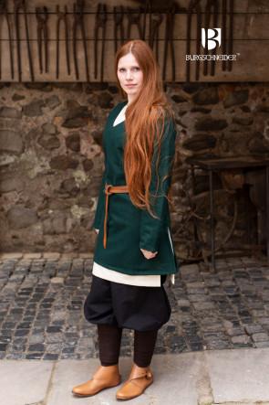 Wolltunika Hyria - Grün