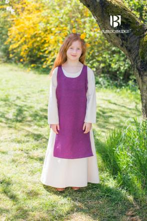 Kinder Gewandset Ylvi aus Unterkleid und Überkleid