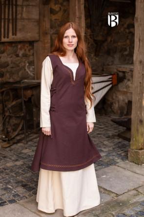 Kleid Lannion - Braun