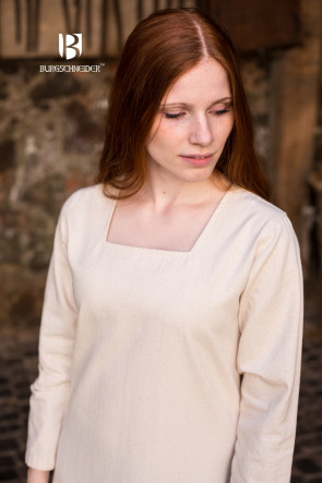 Unterkleid Johanna - Natur