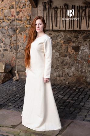 Wollunterkleid Thora von Burgschneider für authentische Wikingerdarstellung