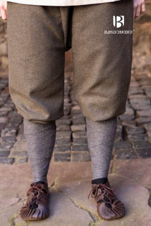 Black grey Women's Pants Tilda