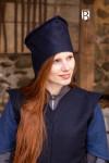 Magierhut Adis - Wolle Blau