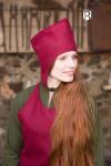 Magierhut Adis - Wolle Rot