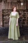 Kleid Frideswinde - Lindgrün