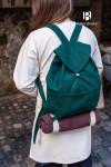 Rucksack Robin - Grün
