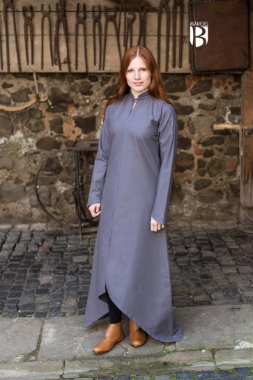 Gelehrten Robe Unter gewand Ranwen grau
