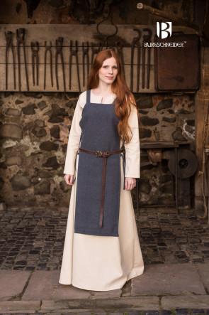 Gewandset Gyda aus Unterkleid und Schürzenkleid