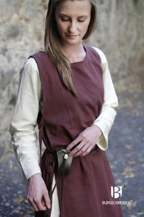 Wikinger Kleid Haithabu mit Unterkleid