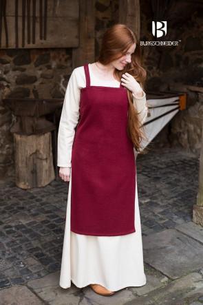Trägerkleid Jodis - Wolle Rot
