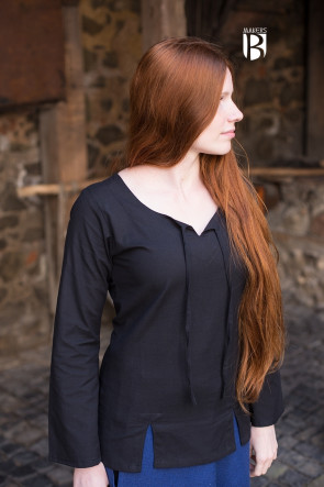 Bluse Lysia - Schwarz