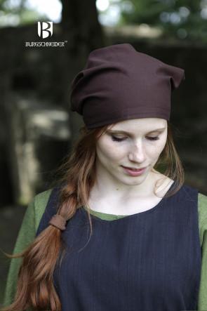 Kopftuch Set Marianne - Natur und Braun