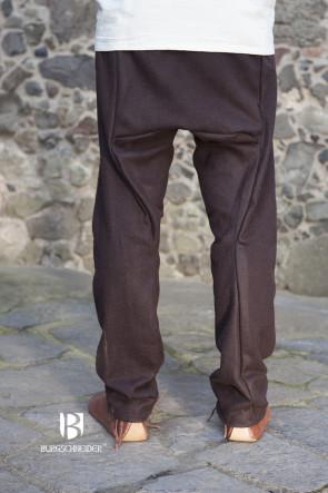 Thorsberghose Fenris - Wolle Braun