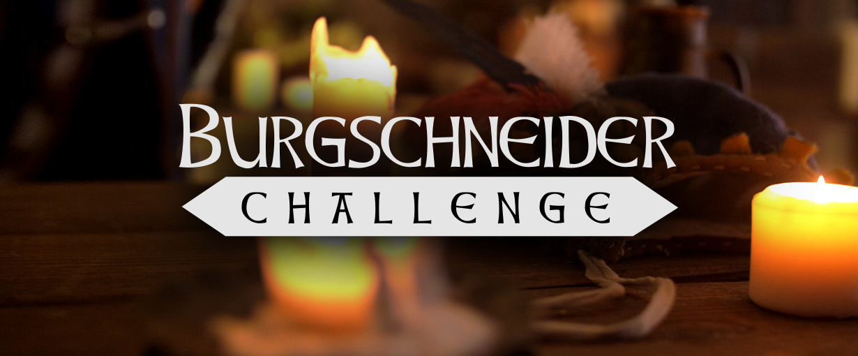 About the #BurgschneiderChallenge